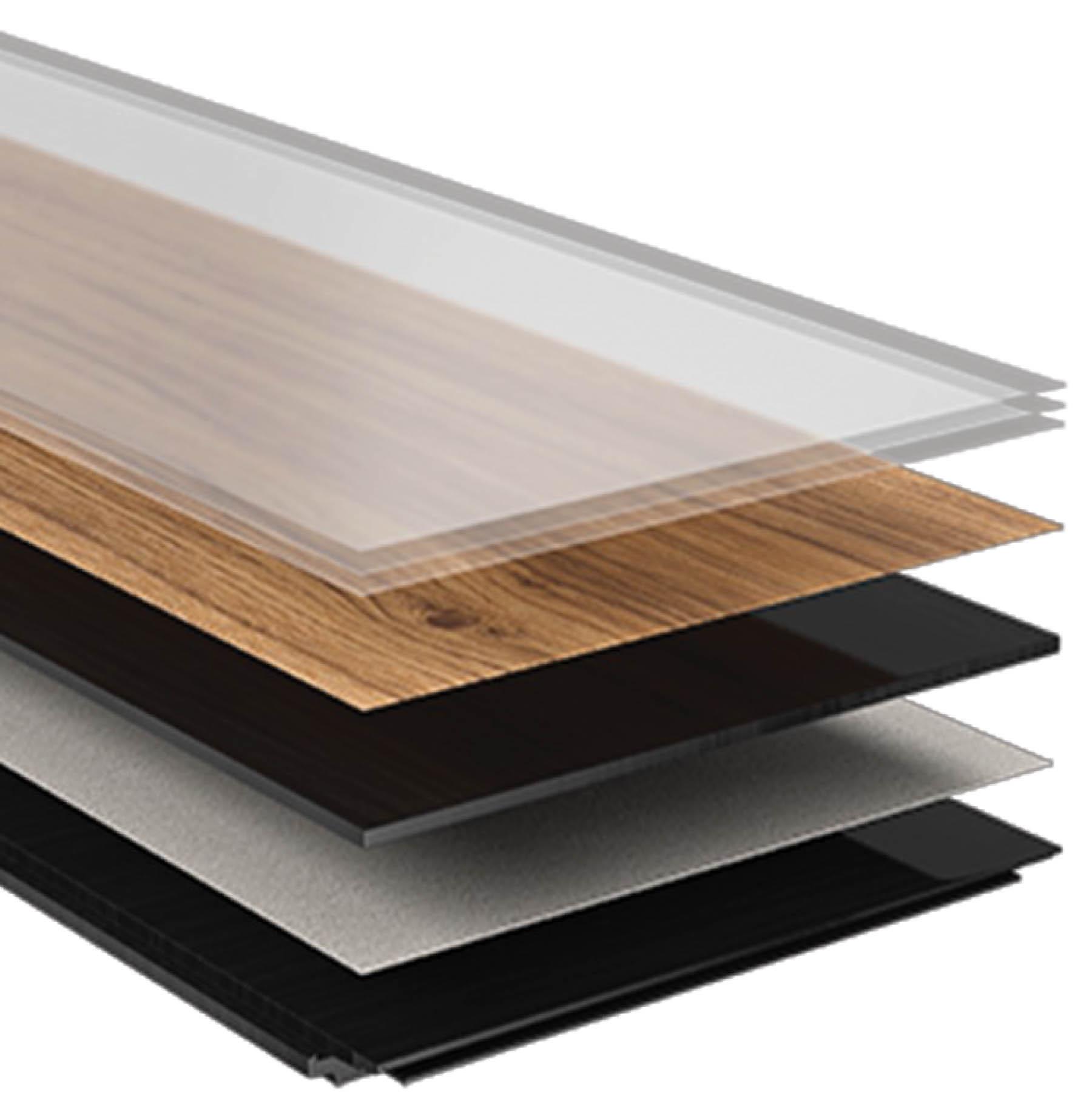 Vinyl Floor Wear Layers