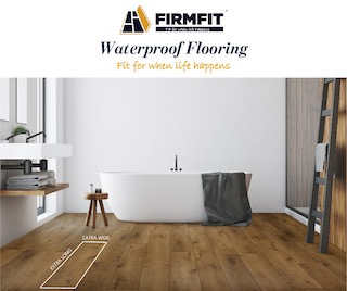 FirmFit Waterproof Flooring