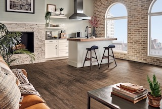 Armstrong American Personality LVT