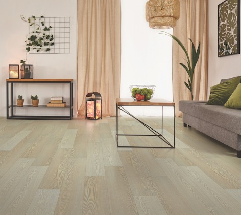 Dixie Home Frosted Oak LVT
