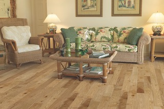 Hallmark Floors Heirloom Jute Hardwood