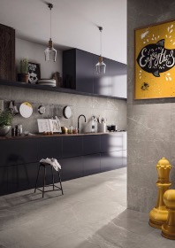 Imola Blue Savoy Ceramic Tile