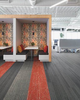 Interface Commercial Carpet Stitchery
