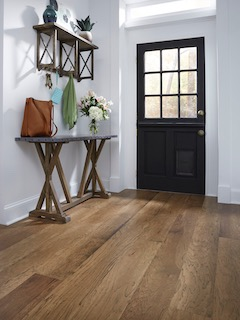 Mannington Foundry Hickory Hardwood