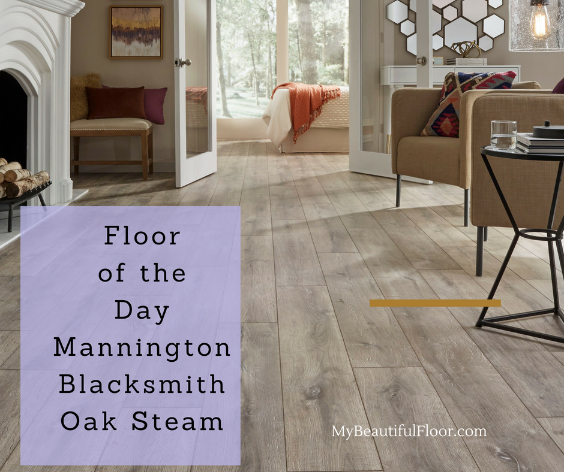 Mannington Blacksmith Oak Laminate