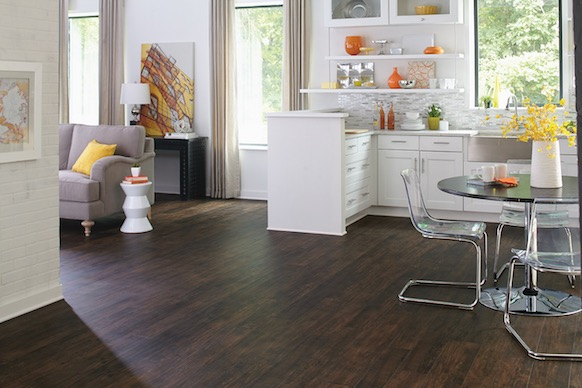 NovaFloor Weathered Oak LVT