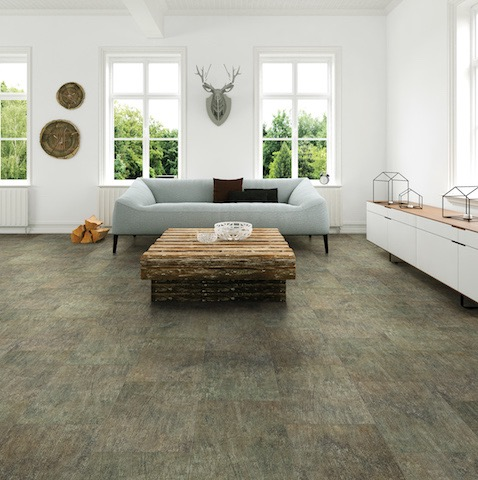 Shaw Floors Mineral Mix Sheet Vinyl